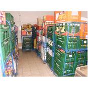 Rollbehälter für Lagerung und Logistik