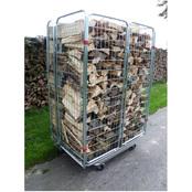 Holzbehälter
